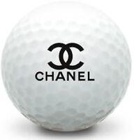 3 Dozen Pinnacle Mint / AAAAA (Chanel LOGO) Pre-Owned Golf Balls
