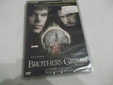 DVD * Brothers Grimm * Lerne das fürchten * Heath Ledger - Matt Damon * OVP