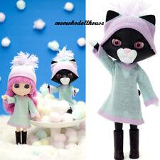 Petworks blythe Sekiguchi Odeco Nikki Cat X'mas Pompon Hat