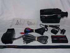 Sony Handycam CCD-TR23 8mm Video8 Camcorder VCR Player Camera Video Transfer