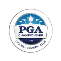2013 PGA Championship Oak Hill Golf Ball Marker US