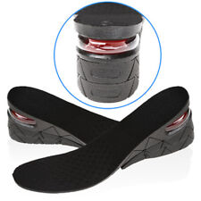 Unisex Increase Insole 1 to 3 Layer Height Heel Shoe Air Cushion +Supplement Pad