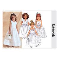 Butterick 3351 Sewing Pattern to MAKE Sweet Bridesmaid Dresses and Bolero Jacket