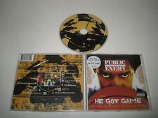 PUBLIC ENEMY/HE GOT THE GAME(DEF JAM/558 130-2)CD ALBUM
