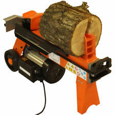 Forest Master 5 Ton Electric Hydraulic Log Splitter
