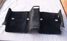 PORSCHE 924 S 944 FLOOR CARPET REAR SECTION BLACK PASSENGER COMPARTMENT