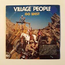 VILLAGE PEOPLE : GO WEST ♦ CD Single ♦