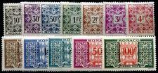 MONACO PORTO 1946 29-39,58 * TADELLOSER SATZ (I2378