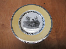 """Villeroy & Boch Germany AUDUN CHASSE Salad Plate 8 1/2"""" 1 ea   2 available"""