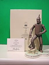 LENOX TIN MAN WIZARD OF OZ sculpture NEW in BOX with COA