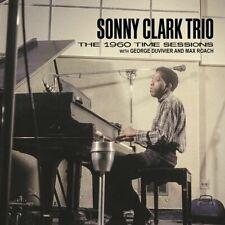 Sonny Clark Trio The 1960 TIME Sessions LP RSD 2017 Tsq5449 Piranha Records