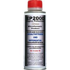 EP2000 Engine Protection Schaltgetriebe- und Differential-Additiv