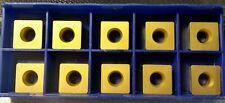 10x Walter Carbide Milling Inserts P2809.1  WTL71