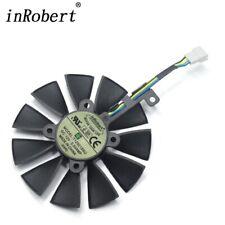 Cooling Fan For ASUS GTX 980 Ti R9 390X 390 GTX 1060 1080 1070 1070Ti RX 480 580