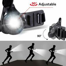 Night Running Lights Runners Chest Run Light 90° Adjustable Safety Back Joggers
