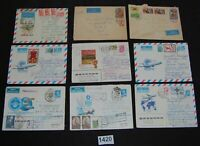 Russia collection lot of 28 covers incl many with with special cancels [FD1420]