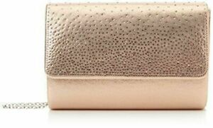 SwankySwans Women Lesley Clutch Bag Gold