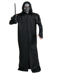 "Death Eater Mens Costume Style 1,Standard, CHEST 44"", WAIST 30 - 34"""