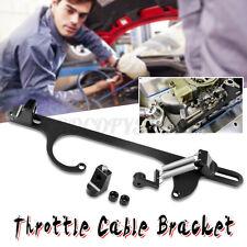 4150 4160 Series Engine Throttle Cable Bracket Carburetor 350 SBC Aluminum