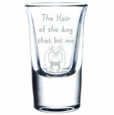 Engraved Personalized Customized Shot Glass Designed to Your Specs