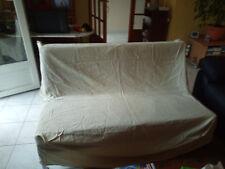 Housse de canapé BZ 140x190 cm écru