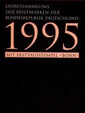 Bund Jahressammlung 1995 der Deutschen Post