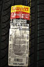 27540R19 PIRELLI PZERO NERO ALL-SEASON TIRE.#1957400.$239.95 EACH.