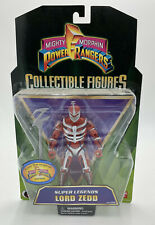 Power Rangers Collectible Super Legends Lord Zedd Jungle Fury Mighty Morphin