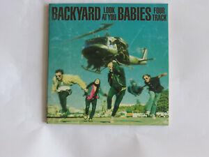 LOOK AT YOU BACKYARD BABIES CD SINGLE
