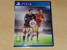 FIFA 16 PS4 PlayStation 4