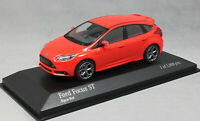 Minichamps Ford Focus ST in Race Red 2011 410081001 1/43 NEW Ltd 1008