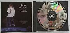 Barbra Streisand - One Voice - CD