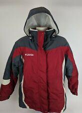 Columbia Sportswear Winter Hooded Detachable Jacket Womens Size Large RN 69724