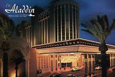 The Aladdin Hotel & Casino, now Planet Hollywood, Las Vegas, Nevada --- Postcard