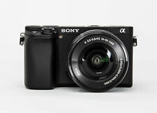 Sony Alpha a6300 Mirrorless Digital Camera with 16-50mm Lens!! BRAND NEW!!