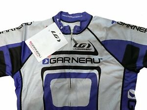 new Louis Garneau Performance Vuelta women's road cycling jersey full hidden zip
