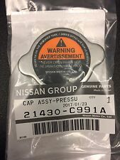 NISSAN OEM-Radiator Cap 21430C991A