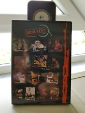MENDOZA INTERNATIONAL DRUM FESTIVAL 2005 DVD Schlagzeug Drum DVD