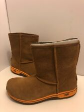 Ugg Australia Kids Lynden Sude Color Che Waterproof Boot's Size 1 New.