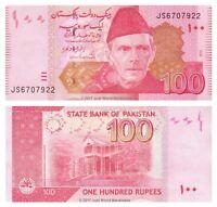 Pakistan 100 Rupees 2014 P-48i Banknotes UNC
