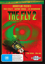 The Fly 2 Disc Set DVD Region 4 Special Edition and
