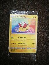 Ash's Pikachu MOVIE PROMO - SM108 - SEALED Pokemon Card 'I Choose You'