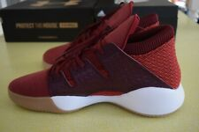 NEW ADIDAS PRO VISION - MEN'S F36276 COLLEGIATE BURGUNDY SIZE 12.5