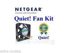 Quiet! Netgear SRX5308 Fan. about 9dBA Noise, Guaranteed QUIET