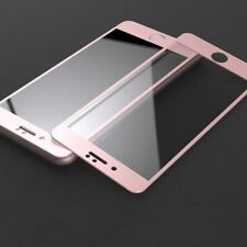 3D CURVED FULL TEMPERED GLASS LCD SCREEN PROTECTOR ROSE GOLD FOR IPHONE 8+ 7+