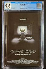 Stray Dogs #1 Brainy Comics Poltergeist Homage CGC 9.8
