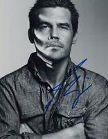 Josh Brolin sexy portrait autographed 8x10 photo with COA by CHA