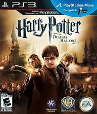 Harry Potter and the Deathly Hallows: Part 2 (Sony PlayStation 3, 2011)