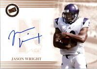 2004 Press Pass Autographs Bronze #56 Jason Wright - NM-MT