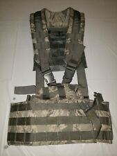 HGEAR GCS WARRIOR VEST  CHEST RIG RIFLEMAN  CAMO ACU ARMY DIGITAL  SIZE S / M